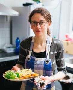 portrait cuisinière